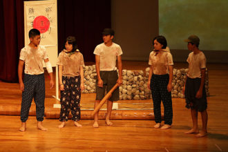 中学演劇コンクール一般公開のお知らせ