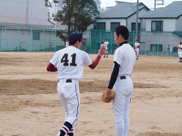 野球部 初めての練習試合 | クラブの活躍| 羽衣学 …