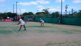 第73回大阪高校総合体テニス大会