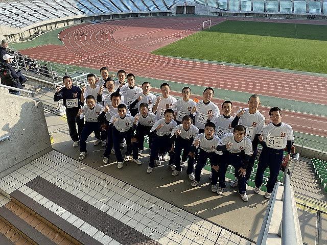 第22回大阪フル・リレーマラソン1