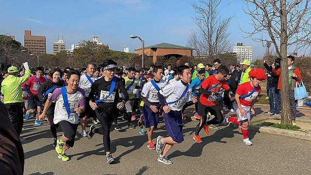 第22回大阪フル・リレーマラソン3