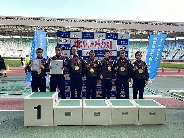 第22回大阪フル・リレーマラソン5